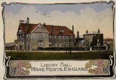The German Farm Colony At Libury Hall