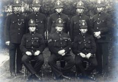 Headquarters Hatfield Probationers December 1921