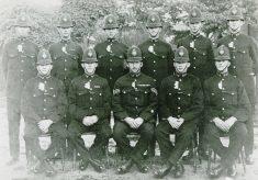 Headquarters Hatfield Probationers May 1923