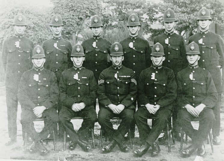 Class 29 of 1923   Herts Police Historical Society