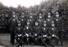 Headquarters Hatfield Probationers March 1927
