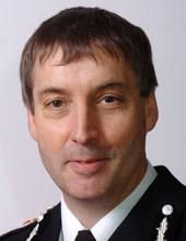 Chief Constable Frank Whitely