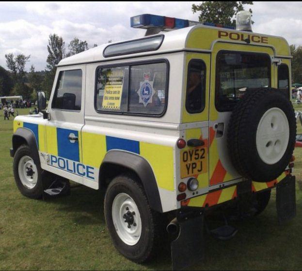 Land Rover - OY52YPJ