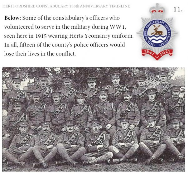 Great War Officers