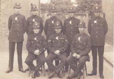 Headquarters Hatfield Probationers July 1924