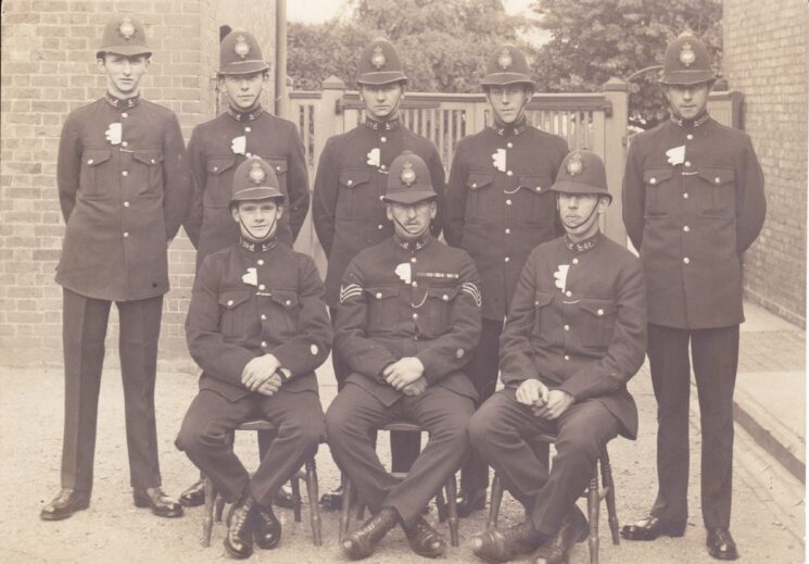 Probationers July 1924 | Roma Chatt