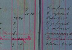 Accompanied prisoner to Cambridge jail