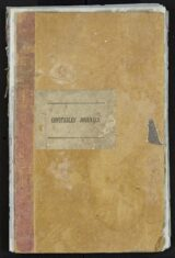 Officers' Journal; Frederick William Houghton PC 156 and Fred Burrows PC 57