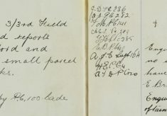 Notebooks lost Between Bishop's Stortford