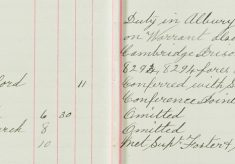 Duty in Albury and arrested Herbert Warman on Warrant also conveyed the same to Cambridge Division
