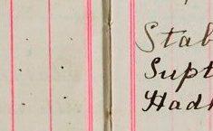 Accompanied Supt Sullivan with Horse and Trap to Much Hadham and Sawbridgeworth