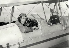 Sergeant Frederick Halsey and the Herts Police Flying Club