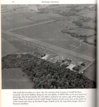 Panshanger airfield, 1961