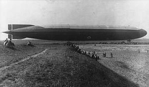 Schutte Lanz airship