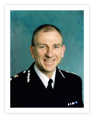 Chief Constable Paul Acres