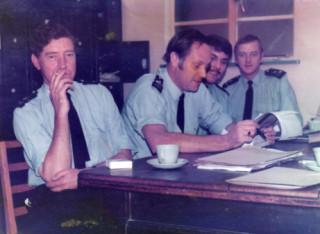 Bishop's Stortford Police Station, 1975