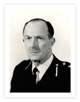 Chief Constable Raymond N. Buxton