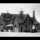 Buntingford station