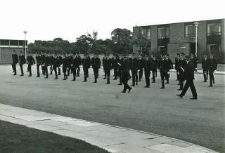 Hertfordshire Police Cadets 1972