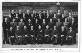 Gerald Fuller - Herts policeman 1948-1976
