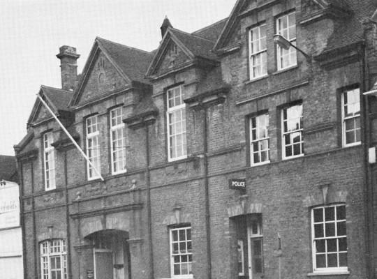 Hitchin Police Station