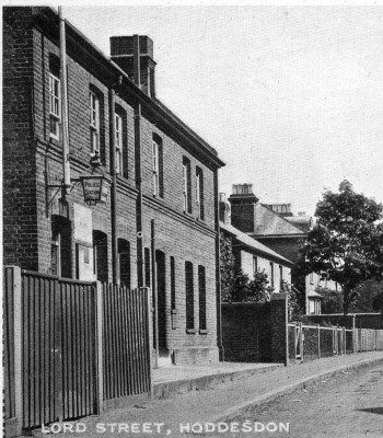 Hoddesdon Police Station