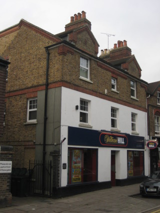 Rickmansworth's  Police Station 1897-1952