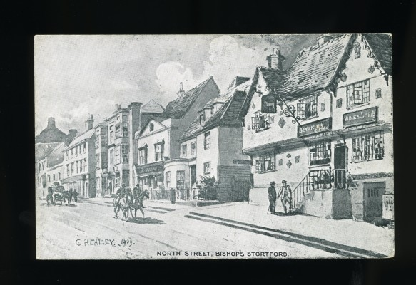 North Street, Bishop's Stortford