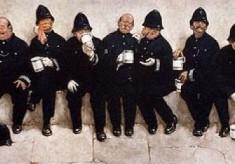 Police history