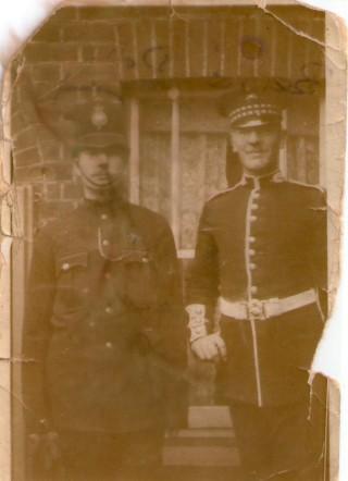 Constable Herbert Dolley
