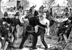 The Tring prize fight