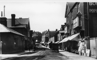 South street, Bishop's Stortford