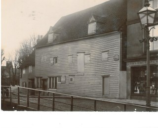 The Shades Beerhouse circa World war One | Bishops Stortford Museum collection