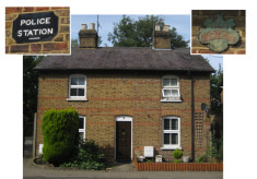 Rickmansworth's  police station 1865-1897