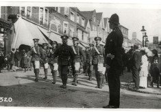 On the Beat: Crime on the Home Front 1914-1918