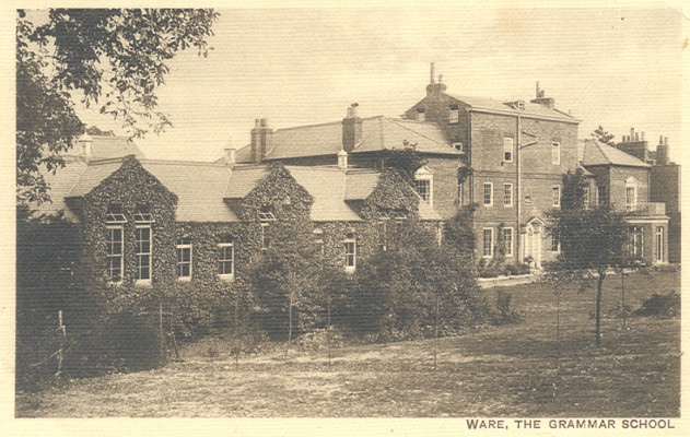 Ware Grammar School for Girls.