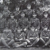 Men of the Hertfordshire Constabulary go to war