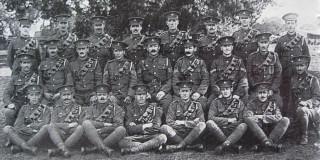 The Hertfordshire Yeomanry | Herts Police Historical Society
