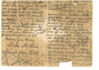 Eyewitness Accounts of Air Raids | Reproduced with the permission of Mr G Hoare